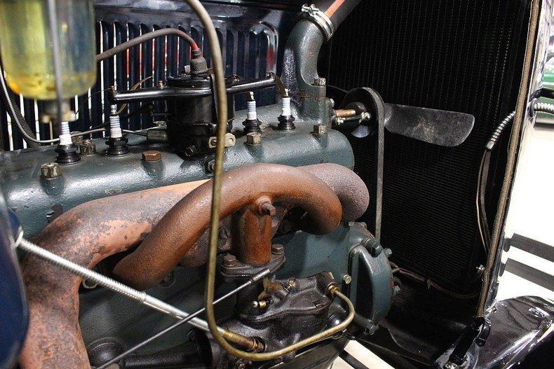 1931 Ford Model A Huckster #49