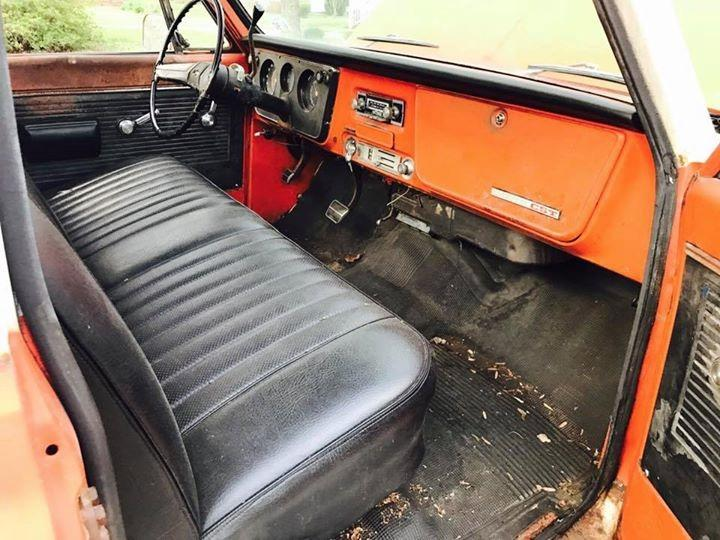 1970 Chevrolet C10 -PATINA PICKUP- CUSTOM SPORTS TRUCK- Stock # 10434NC for sale near Mundelein, IL | IL Chevrolet Dealer #15