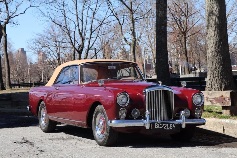 1962 Bentley S2 Continental Park Ward #2