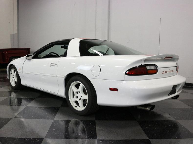 1997 Chevrolet Camaro SS 30th Anniversary SLP Edition #16