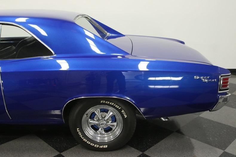1967 Chevrolet Chevelle SS 396 Clone #12