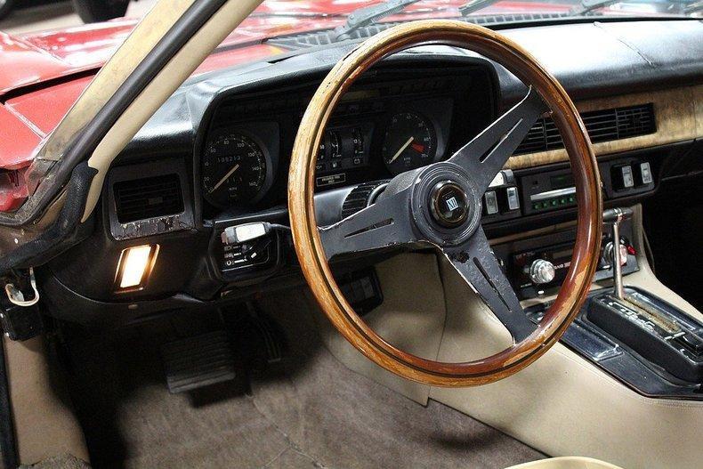 1986 Jaguar XJS #17