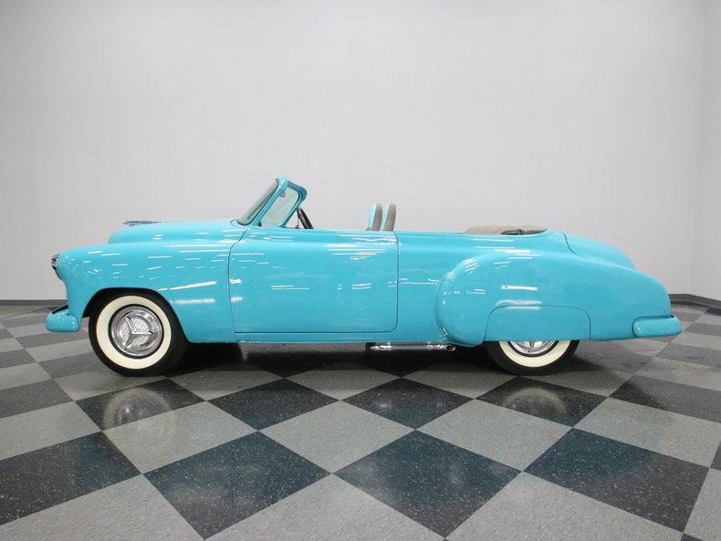 1949 Chevrolet Sedan Roadster #1