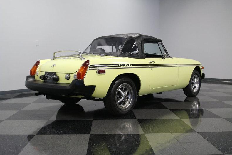 1976 MG MGB #17