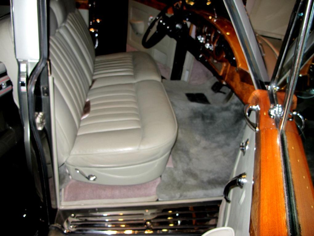 1962 ROLLS-ROYCE SILVER CLOUD II STANDARD SEDAN #LSZD165 – 35,490 MILES #8
