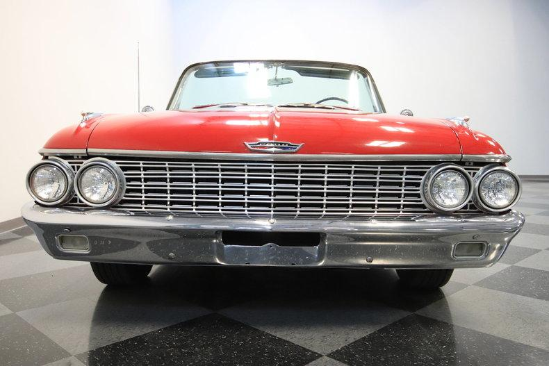 1962 Ford Galaxie 500 Sunliner #4