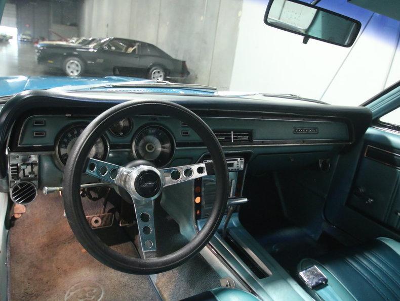 1967 Mercury Cougar #38