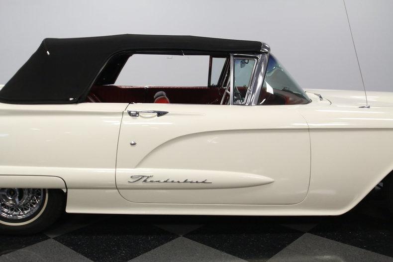 1960 Ford Thunderbird J-Code #26