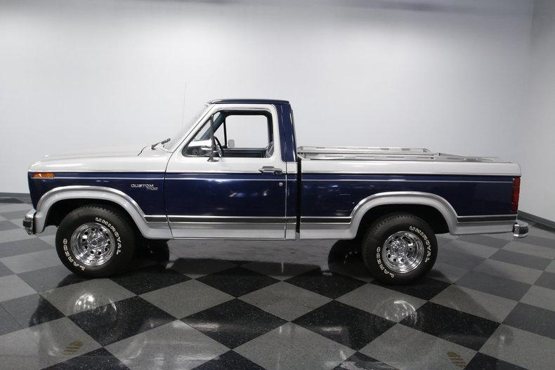 1981 Ford F-100 #1