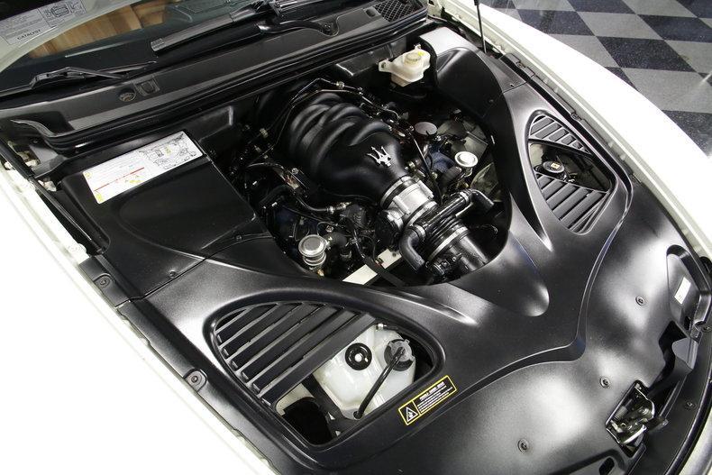 2007 Maserati Quattroporte Sport GT #28