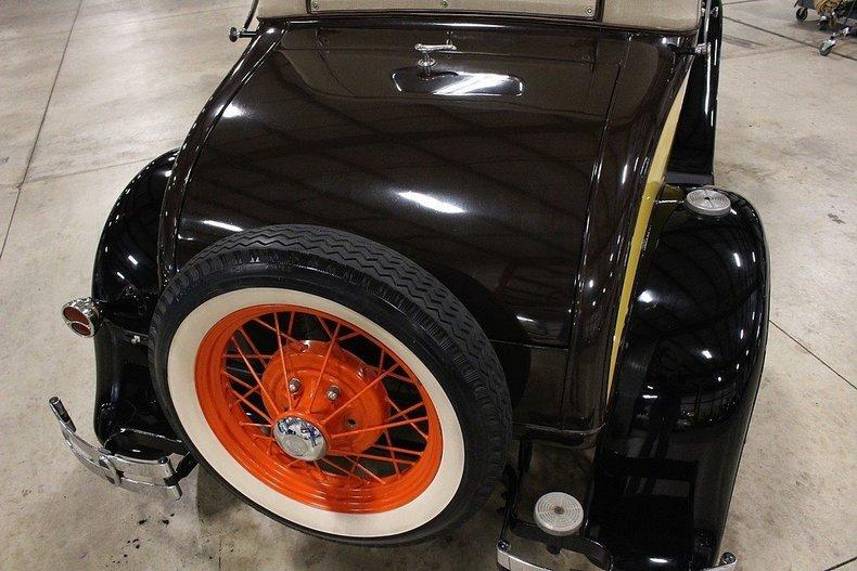 1931 Ford Model A #13