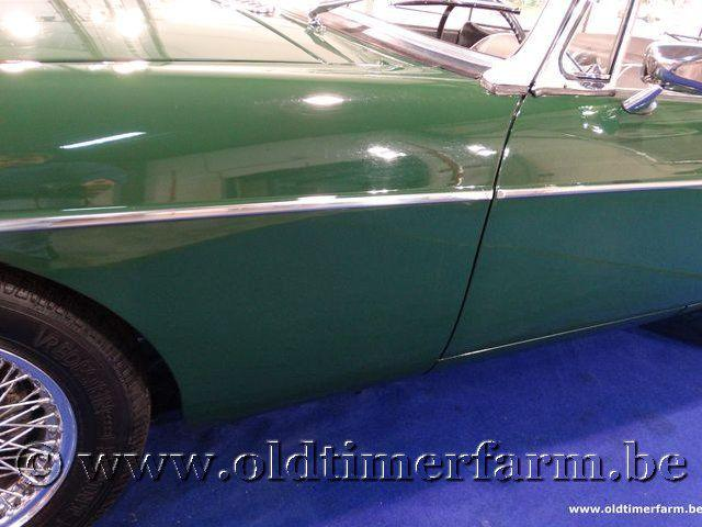 MG B Roadster Green '66 #51
