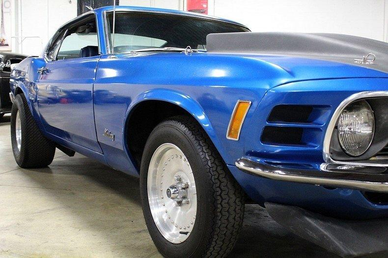 1970 Ford Mustang Fastback #34