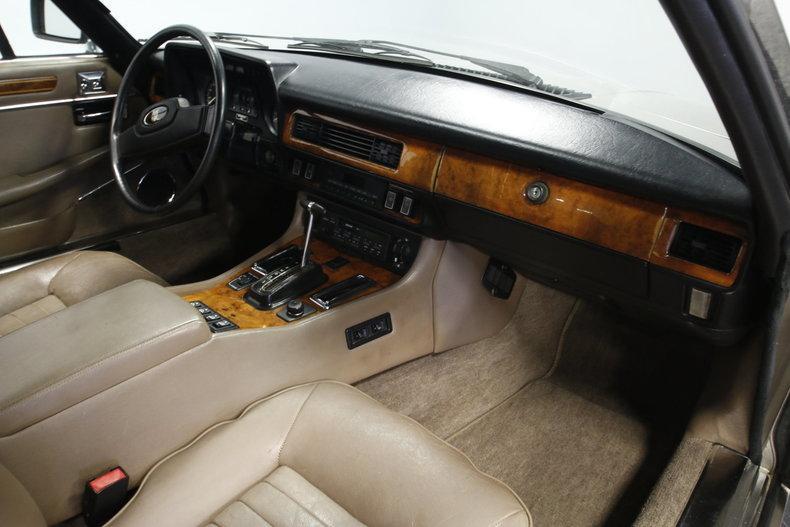 1988 Jaguar XJS V12 #46