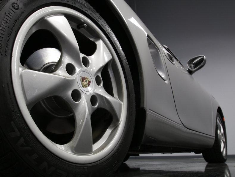 2002 Porsche Boxster #31