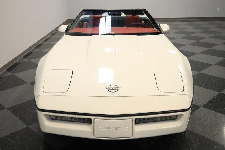 1988 Chevrolet Corvette #5