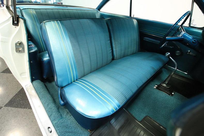 1961 Chevrolet Bel Air Bubble Top #44