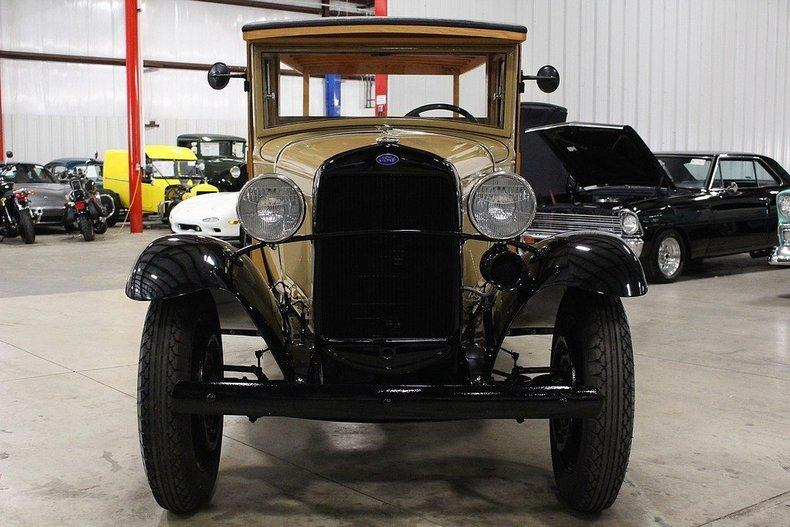 1931 Ford AA Huckster #7