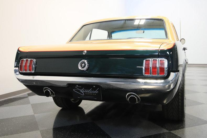 1965 Ford Mustang Restomod #18