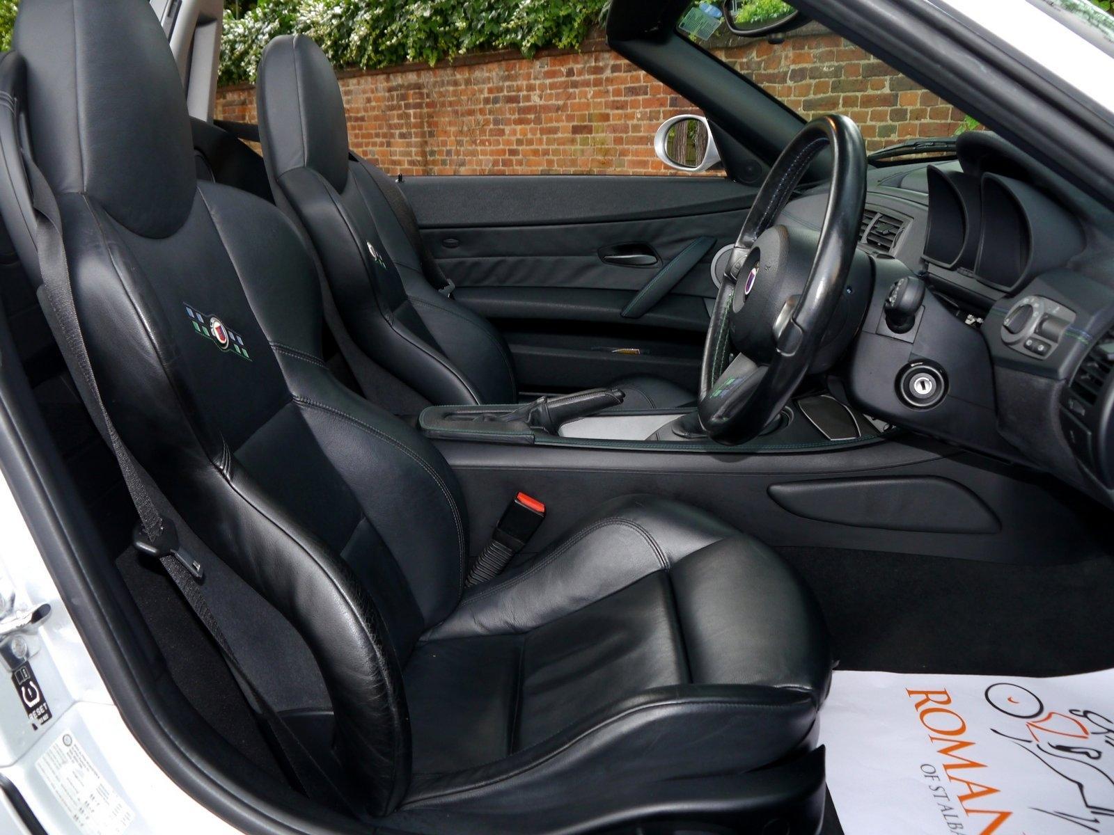 BMWALPINA ROADSTER 3.4 S LUX - RARE VEHICLE - BMW FSH #11