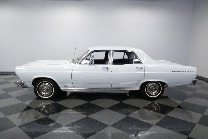 1966 Ford Fairlane 500 #1