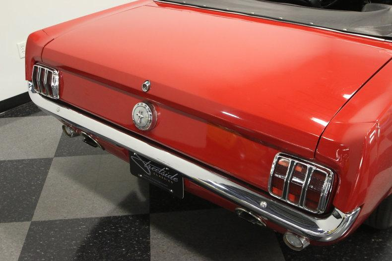 1966 Ford Mustang Convertible #22