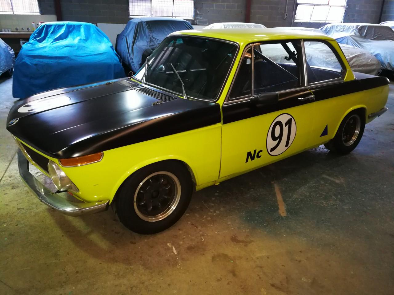 BMW 2002 Historic Touring Car #2