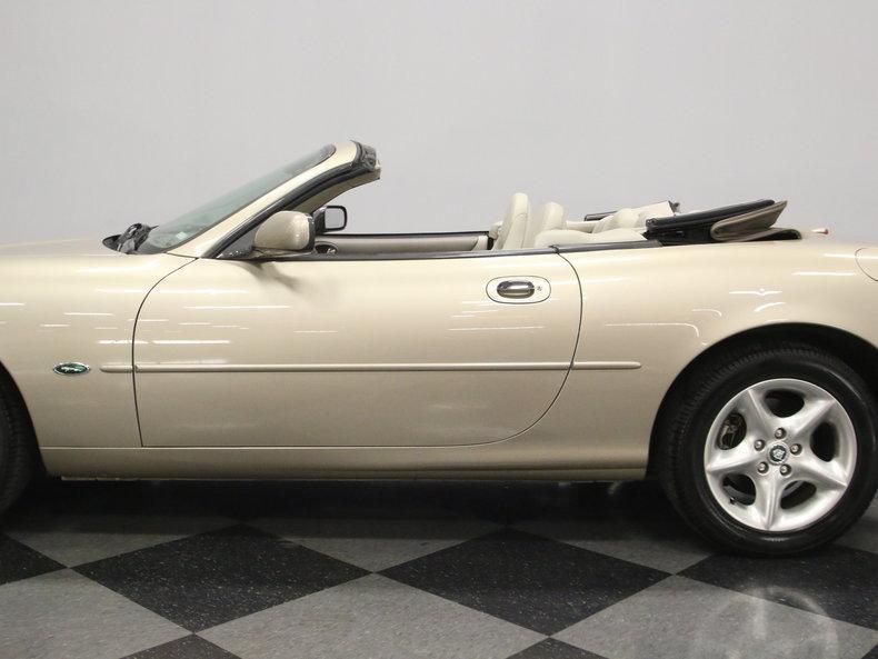 2000 Jaguar XK8 #14