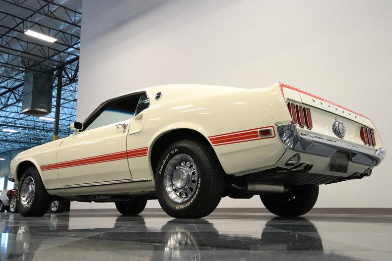 1969 Ford Mustang Mach 1 Cobra Jet #13