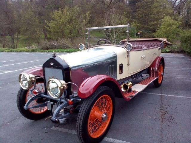 1921 Wolseley Model 20 C8 #21