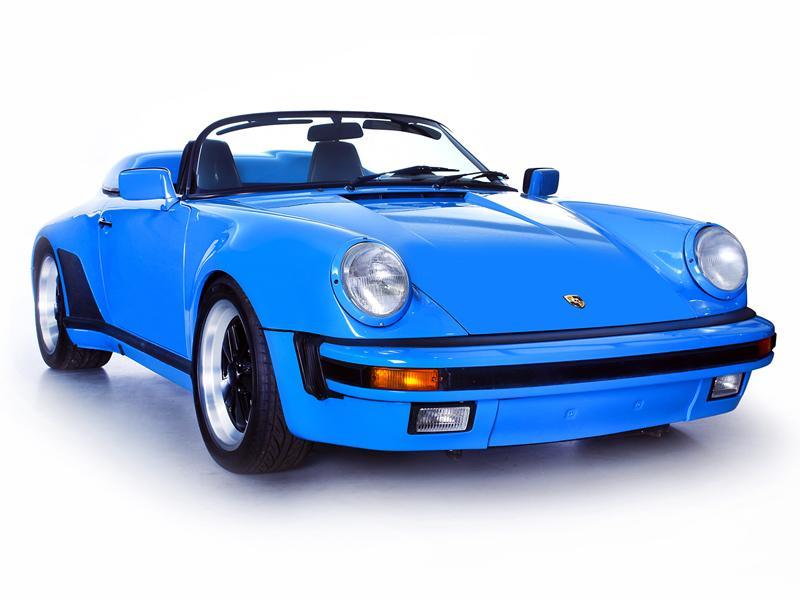 Porsche 930 3.3L Turbo Speedster 1988 #0