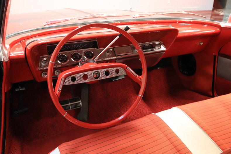 1961 Chevrolet Impala Bubbletop #36