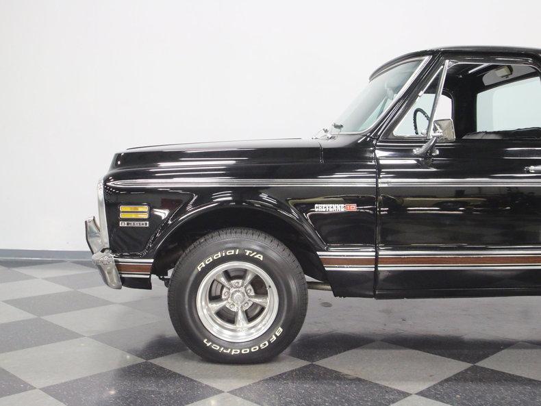 1971 Chevrolet C10 #10