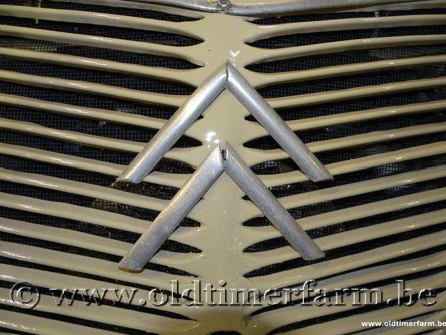 Citroën 2CV 4x4 Sahara '62 #124