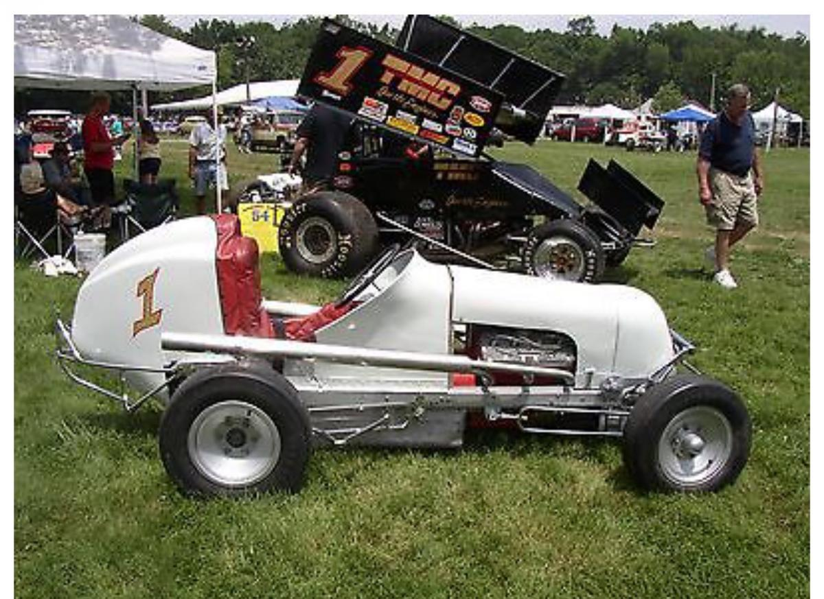 Ford Hill grass period vintage midget race car 1937 for sale ...