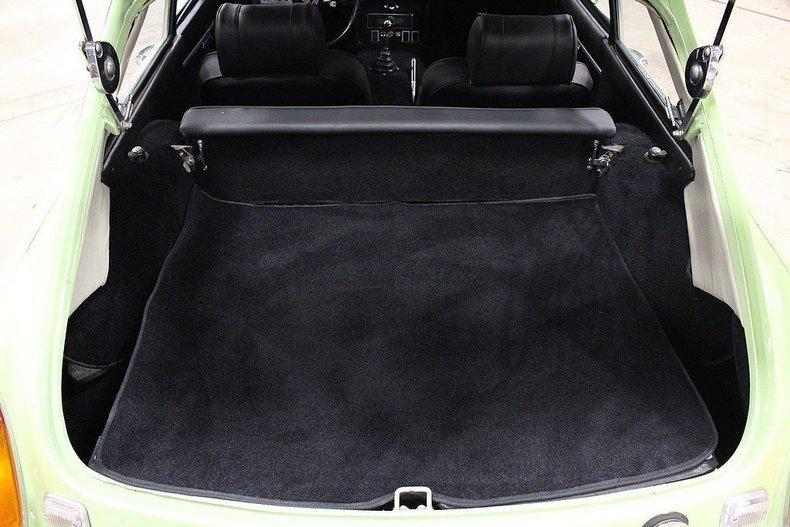 1970 MG MGB GT #22