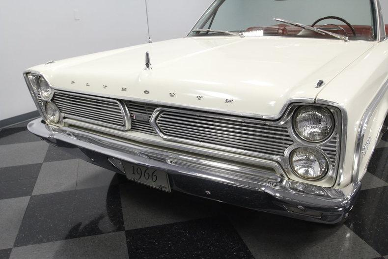 1966 Plymouth Sport Fury Convertible #7