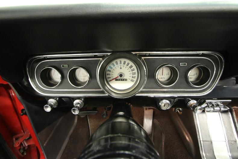 1966 Ford Mustang Convertible #42