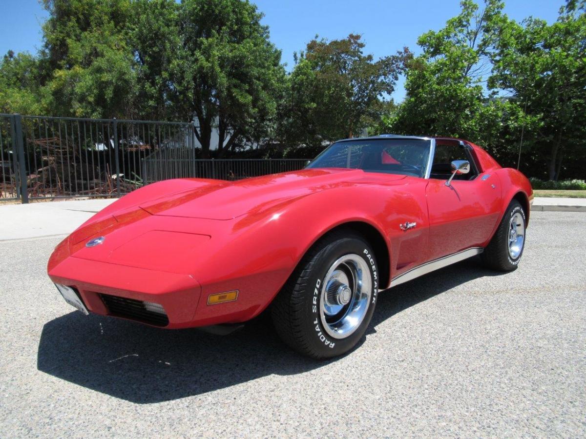 Chevrolet Corvette 1974 for sale | Autoclassics.com