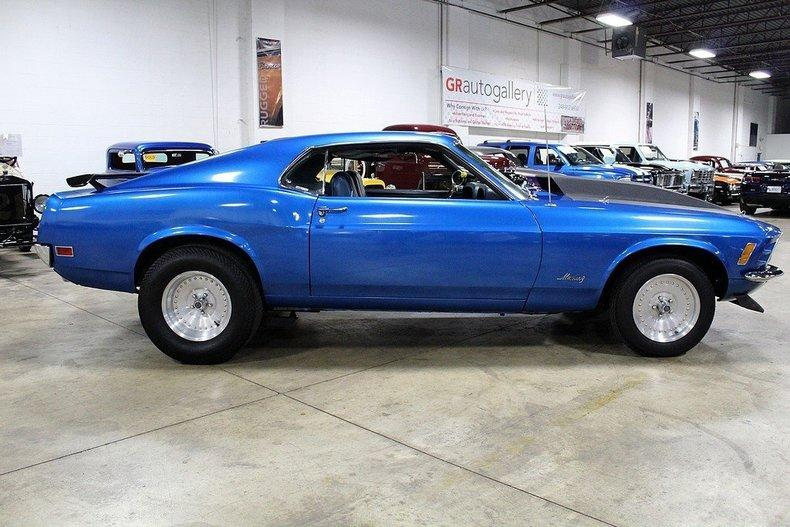 1970 Ford Mustang Fastback #5