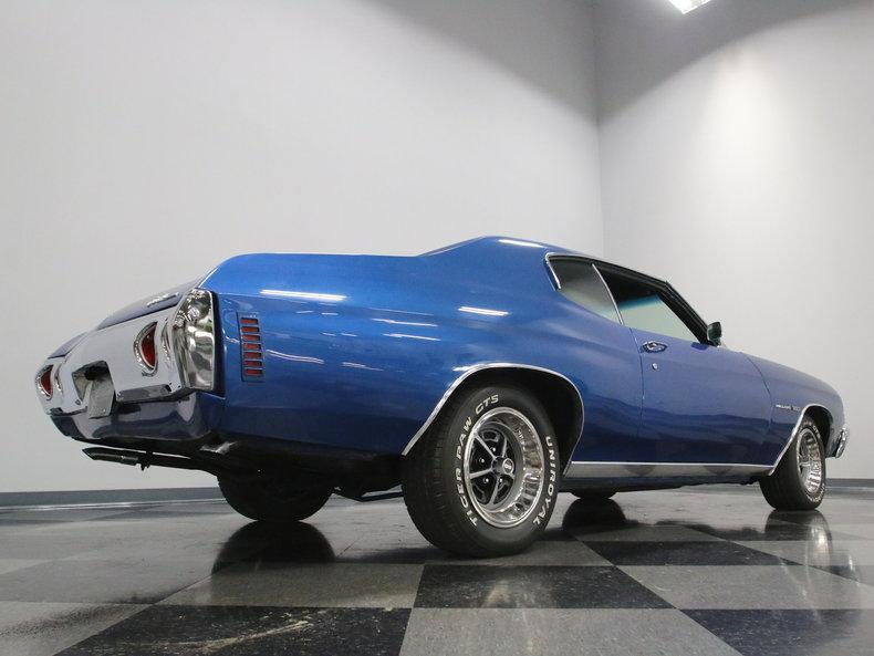 1971 Chevrolet Chevelle #19