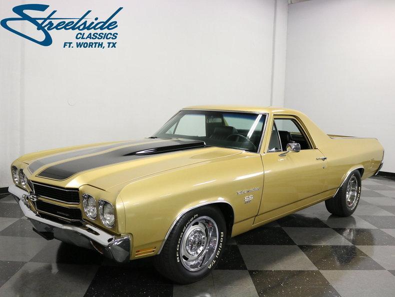 1970 Chevrolet El Camino #0