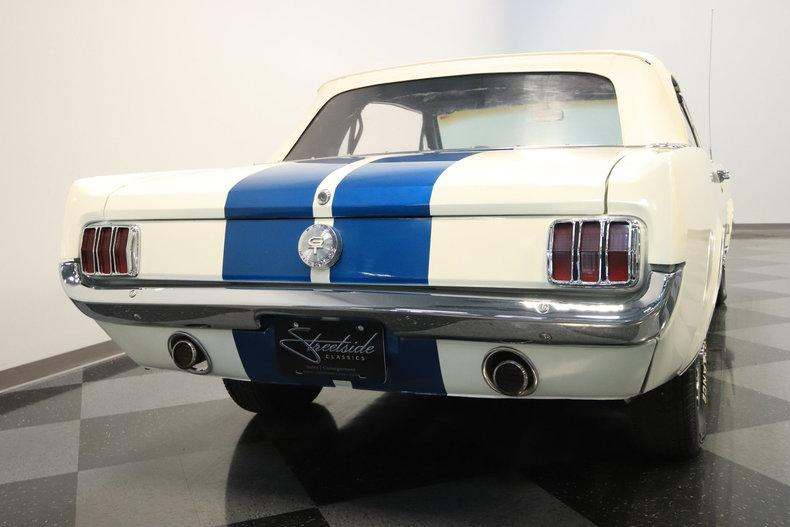 1965 Ford Mustang GT Tribute #17