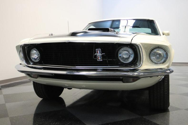 1969 Ford Mustang Mach 1 Cobra Jet #7