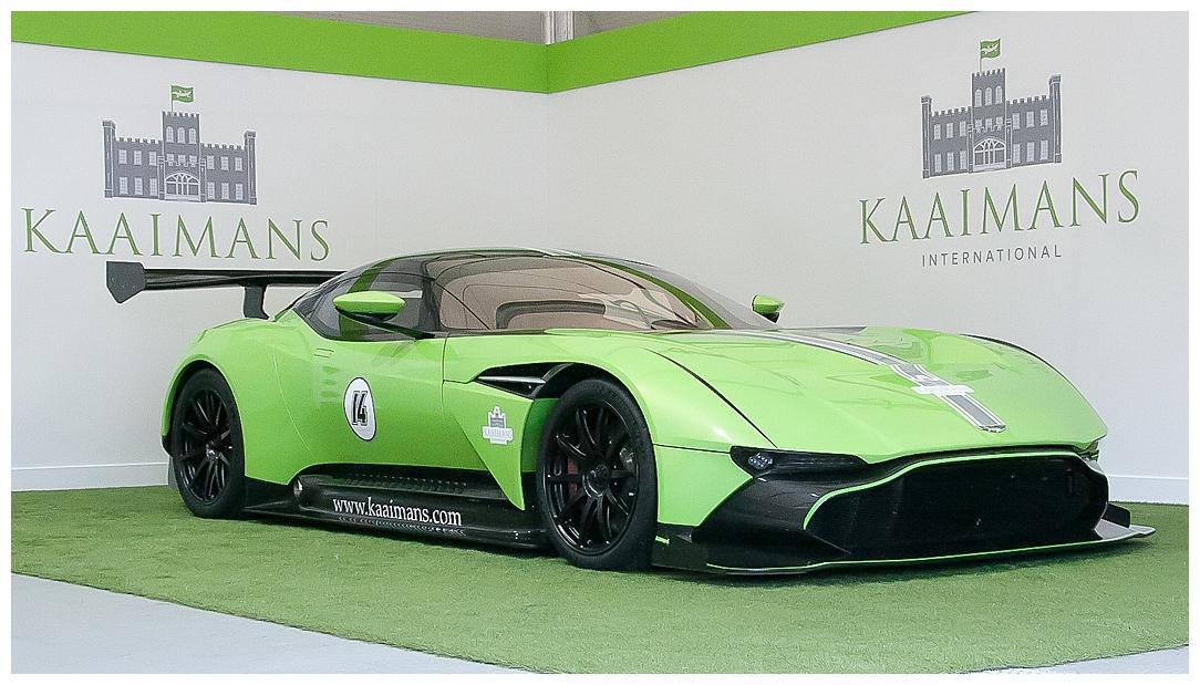 Aston Martin Vulcan (Vat Qualifying) #0