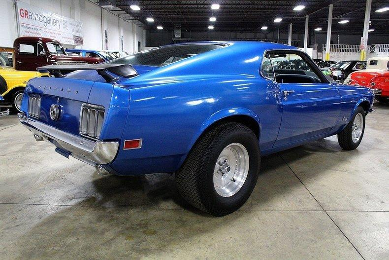 1970 Ford Mustang Fastback #4