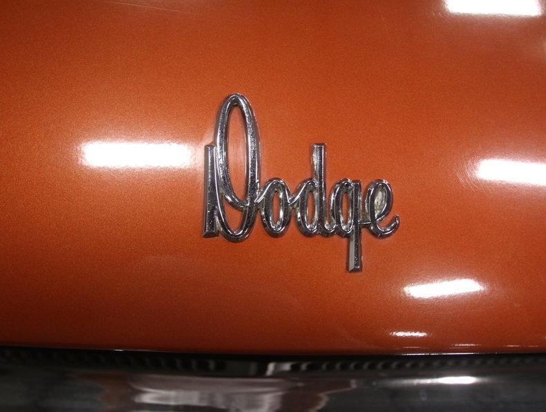 1970 Dodge Dart Swinger #65