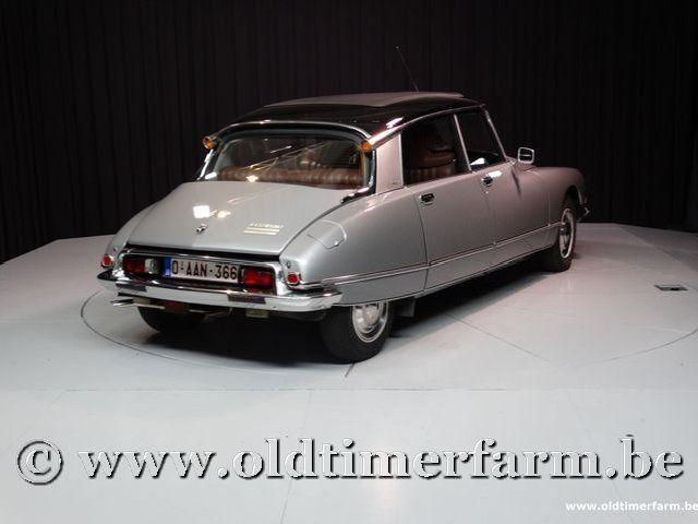 Citroën DS23 Injection Pallas Découvrable '73 #31