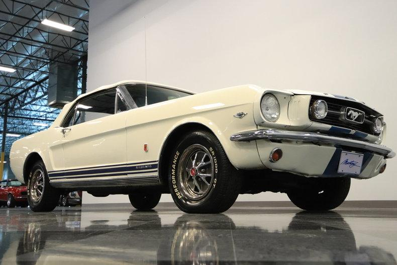 1965 Ford Mustang GT Tribute #24