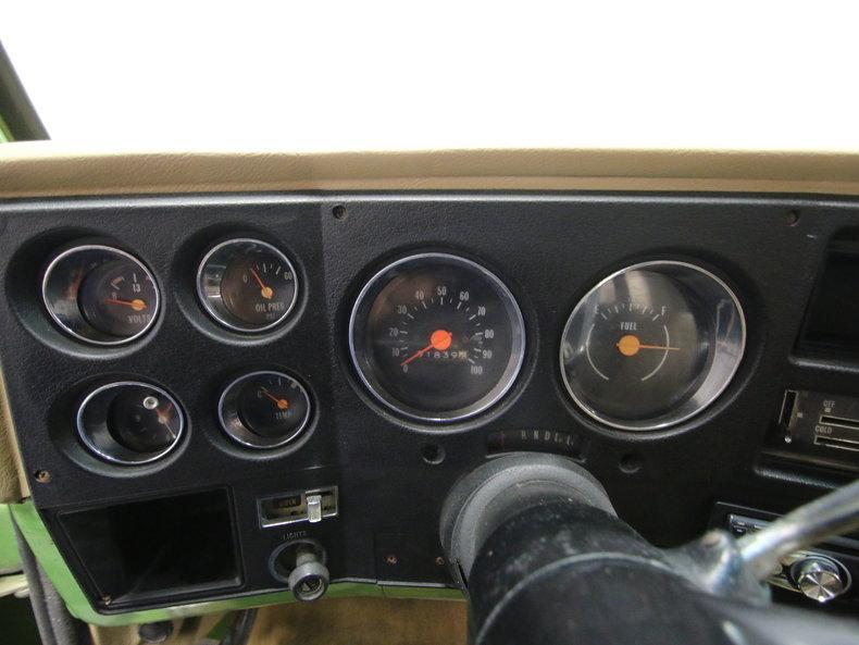 1975 Chevrolet Blazer K5 #44